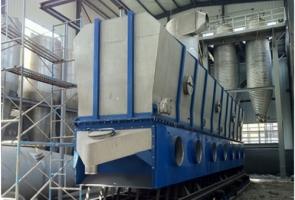 硫化厂干燥除尘器